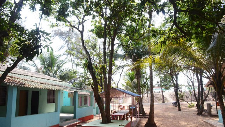 Kesri Holiday Beach Resort - Exterior View