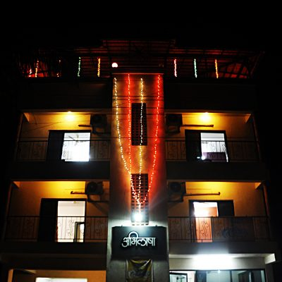 hotels_in_tarkarli_abhilasha_homestay_night_view