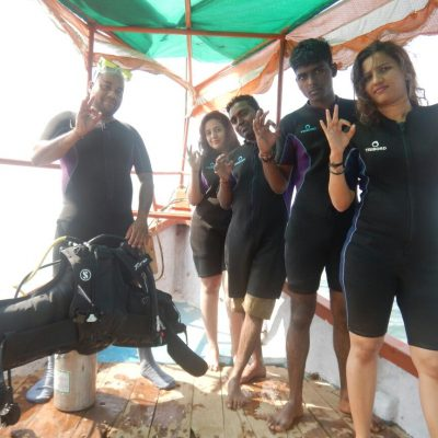 Dive Sarjekto  - Happy Customer