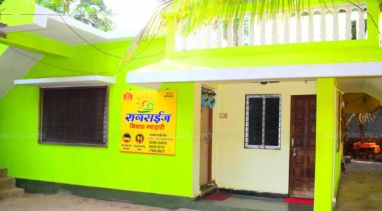 Sunrise Niwas Nyahari - Budget Non Ac Home Stay In Malvan