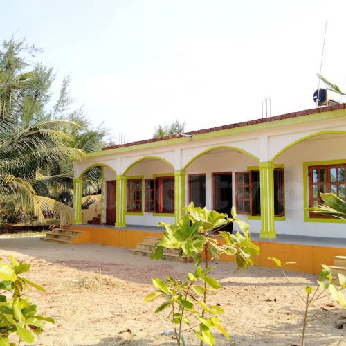 Aditya Beach Resort Tondavali Malvan - Exterior View of resort