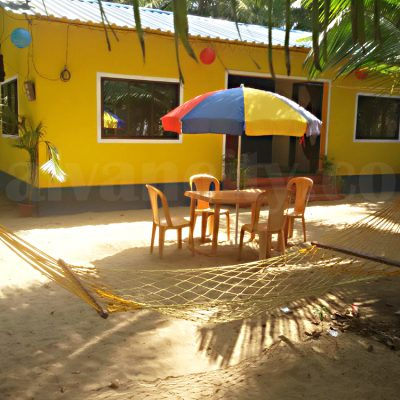 Aaradhya Beach Resort Frnt Image
