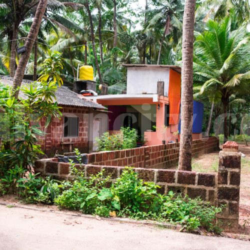 Home stay Out Side view