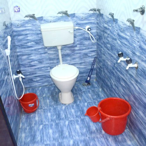 Morning Star Devbag Beach Niwas - Toilet & Bathroom