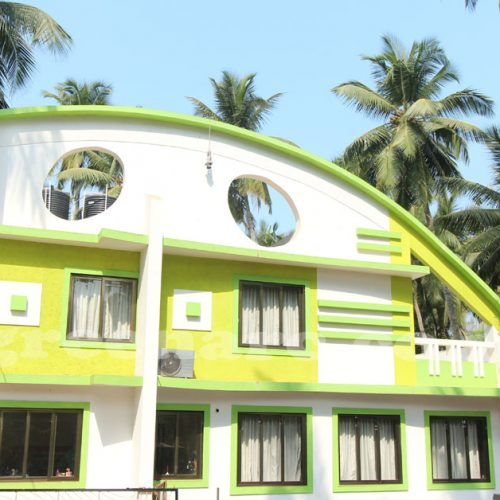 Green Arc - Ac Hotel In Malvan