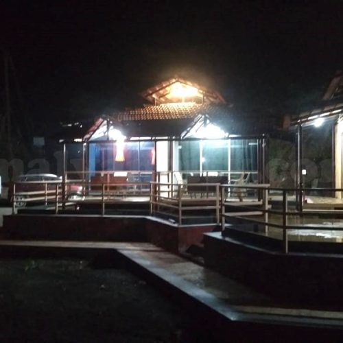 Nilkranti - Night Exterior View
