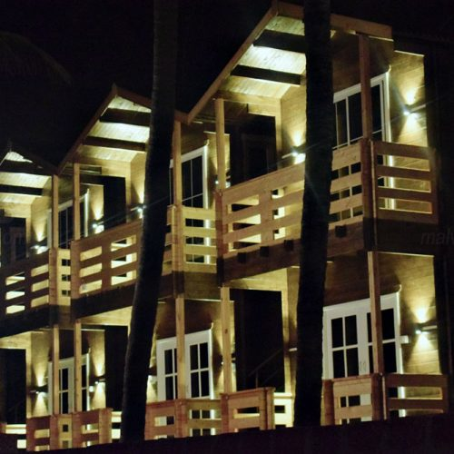 Night-Exterior-View-Funtastico-Beach-Resort-